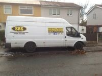 Removals and deliveries house flat student office storage rubbish local and longdistance
