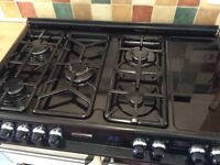 Leisure Cookmaster 101 dual fuel range cooker