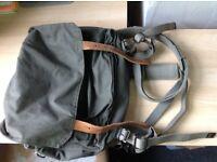 Army Surplus Vintage Rucksack