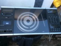 Bang and Olson stereo deck player ,cassettes radio unit