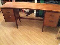 Mid century danish design desk