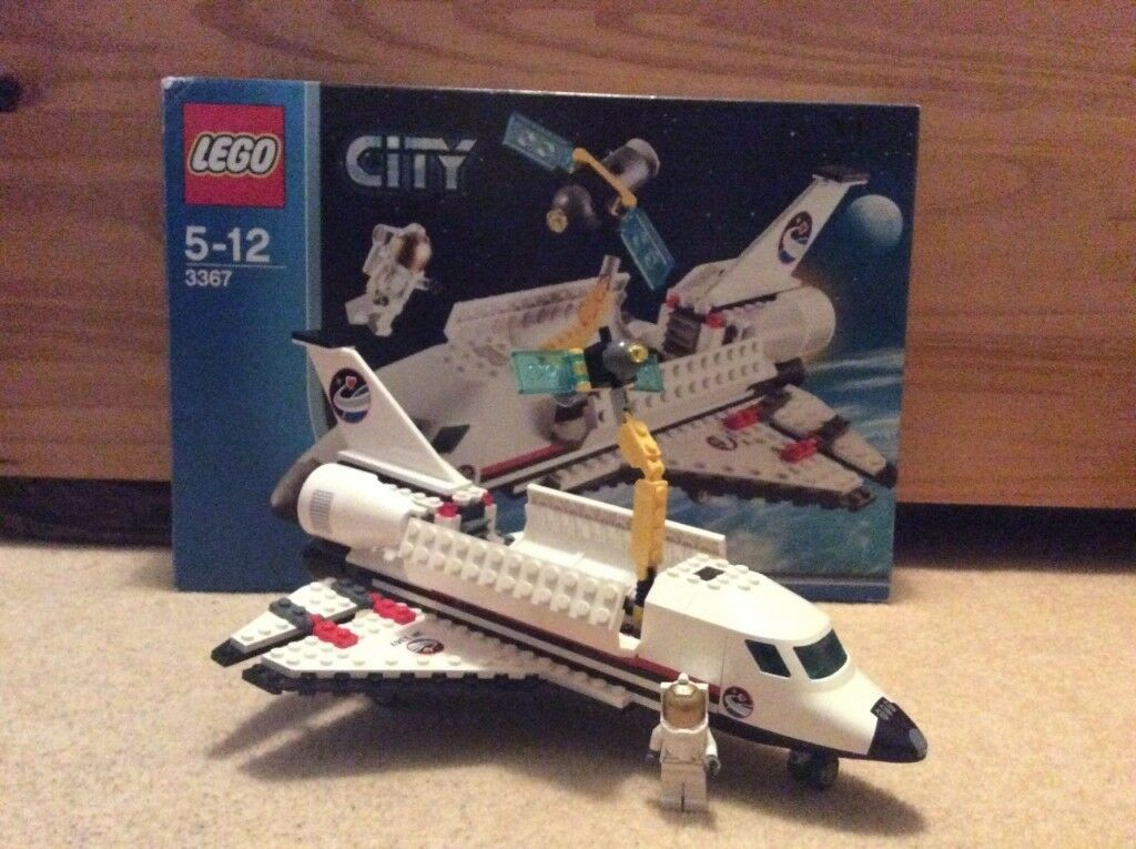 Lego City Space Shuttle 3367 In Southampton Hampshire Gumtree