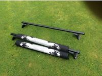 Thule Roof Bars for BMW 1 Series
