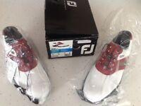 Footjoy AQL golf shoes. Size 9