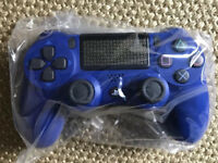 PS4 Sony Official Days of Play Limited Edition Controller Brand New