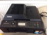 Brother MFCJ5910DW Wireless (printer/scan/copy/fax)