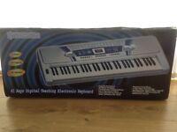 Electronic Piano Keyboard