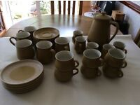Denby Tea/Coffee Set