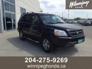 2005 Honda Pilot EX-L RES. Two sets of tires, Amazing condition
