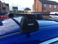 Roof bars and all fittings - Mazda 6 mk2 **Thule**