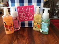 BATH AND BODY WORK HAND WASH