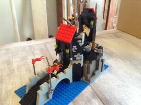 Lego castle Wolfpack tower for sale