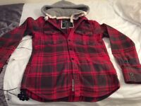 Superdry lumberjack jacket