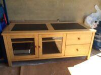 TV wooden cabinet