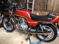 Honda, 1982, 395 (cc)
