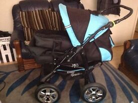 Selling good condition buggy
