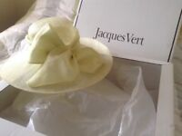 Lovely Lemon Jacques Hat Excellent Condition Comes with the Box