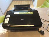 Printer scanner epson dx7450