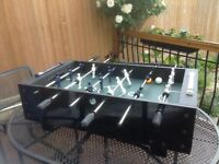 Large table top football table