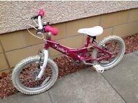 Girls Lottie bicycle