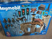 Playmobil castle toy