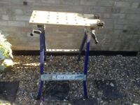 Richmond Work Bench and Vice,good condition