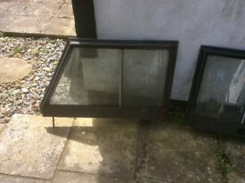 Landrover door tops with glass see photo
