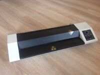 Laminator (A2). Including pack of A3 laminating pouches. OFFERS INVITED!!!!!