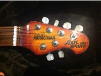 Musicman Axis Supersport With Piezo. POSSIBLE TRADE?