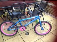 20inch bmx only used once