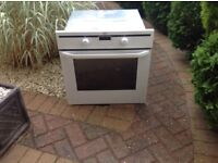 Aeg electric cooker under unit full working