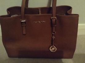 Genuine Micheal Kors Brown Tote Bag