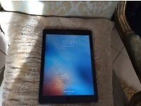 iPad Air cellular & wifi 16 gb