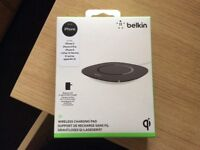 Belkin wireless charging pad for iPhone X or iPhone 8