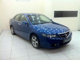 Honda Accord 2.2 i CTDi Executive 4dr Sat Nav-Leathers-12 Month MOT-12 Month Warranty-Full History