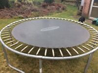 Jump for fun 8ft trampoline