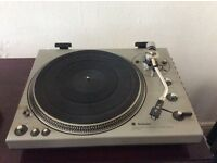 Technics turntable . No offers .