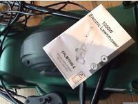 Electric lown mower 1000w