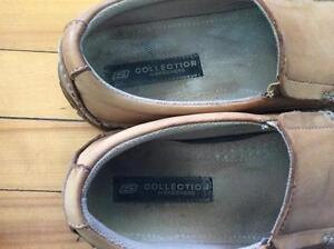 MENS SKECHERS LEATHER SLIP ONS SHOES West Island Greater Montréal image 6
