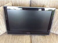 Toshiba LCD TV/Combination