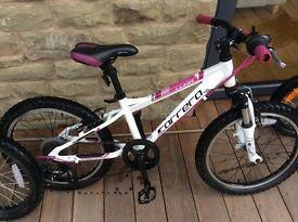 Carrera Luna girls bike