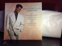 Billy ocean vinyl album greatest hits Rare