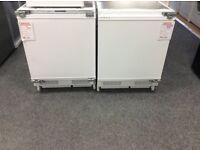 Beko integrated freezer new/graded 12 mth gtee £160