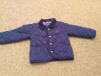 Boys Joules coat 9-12months