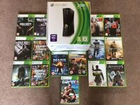 Xbox 360 250gb boxed in excellent condition