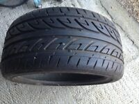 Arrow Speed tyre. Rotation n1000 255/35zr18. 94y extra load