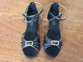 Ladies Dance Shoes.