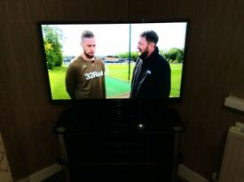 39 inch television