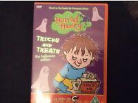 Horrid Henry tricks and treats DVD