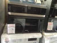 Beko 45cm intergrated compact oven. RRP £549. New/graded 12 month Gtee
